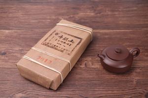 2012年 砖茶1000g(熟茶)