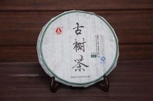 2017年古树茶400g