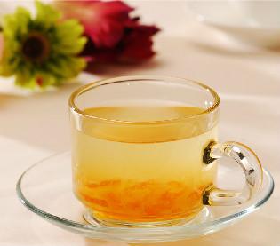 蜂蜜柚子茶里的茶是普洱茶吗?