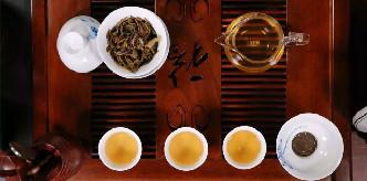 历代喝普洱茶的讲究。